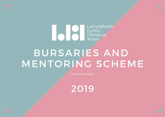 literature wales writing bursaries